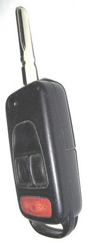 Mercedes Key Fob Replacement | FCC ID NCZ-MB1K