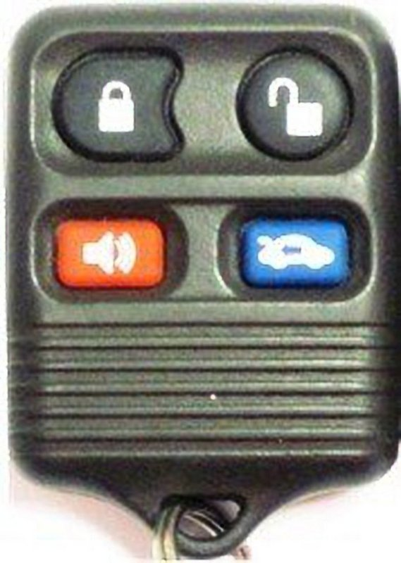 Keyless Remote Entry Oem Ford Crown Victoria Vic Control