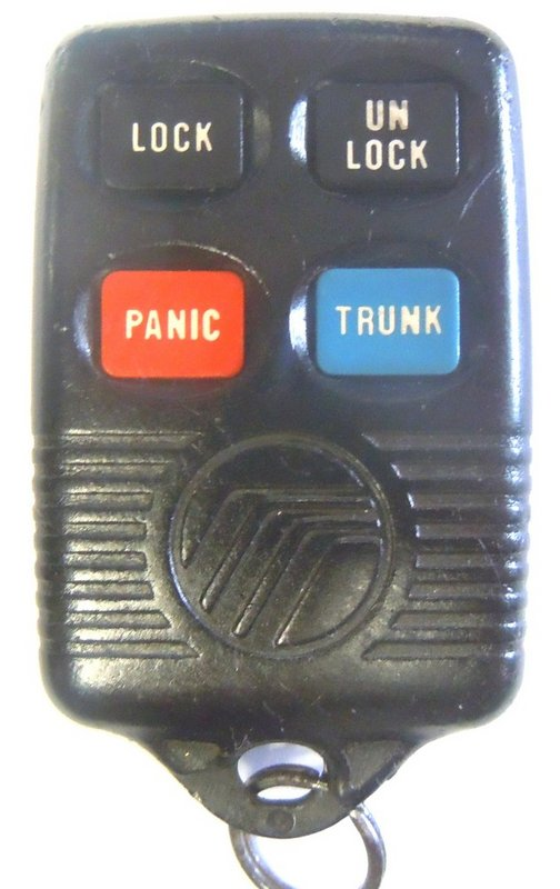 1999 Ford Contour Keyless Entry Remote 1999 Ford Contour Keyless Entry