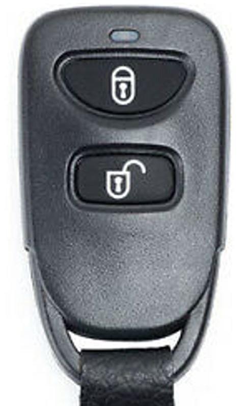 Keyless remote fits Hyundai OSLOKA-110T 320T car key fob