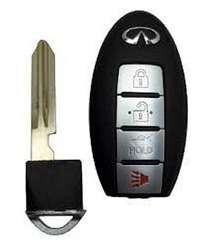 2005 Infiniti G35 keyless remote smart key fob proximity