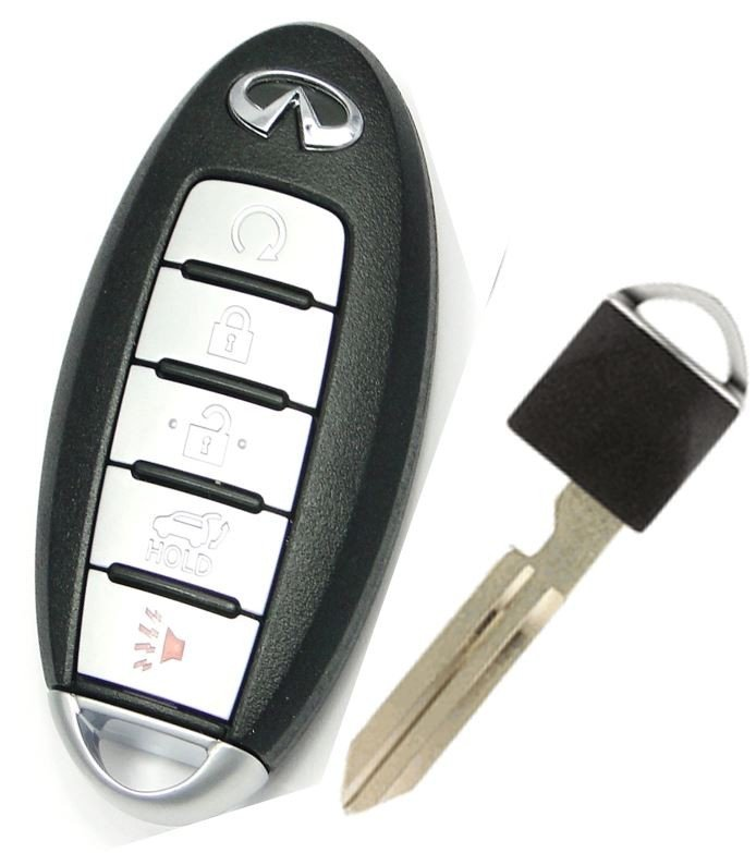 2015 Infiniti Qx60 Keyless Remote Entry Proximity Key Fob