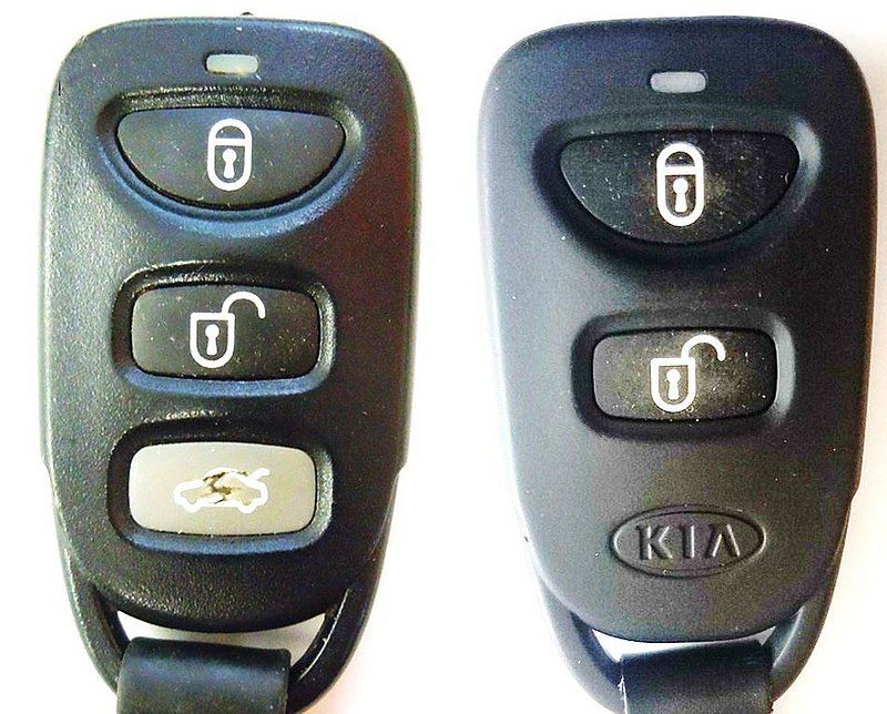 New W// Factory Oem Electronics Remote Key Keyless Fob SY55WY8412 For Kia Amanti