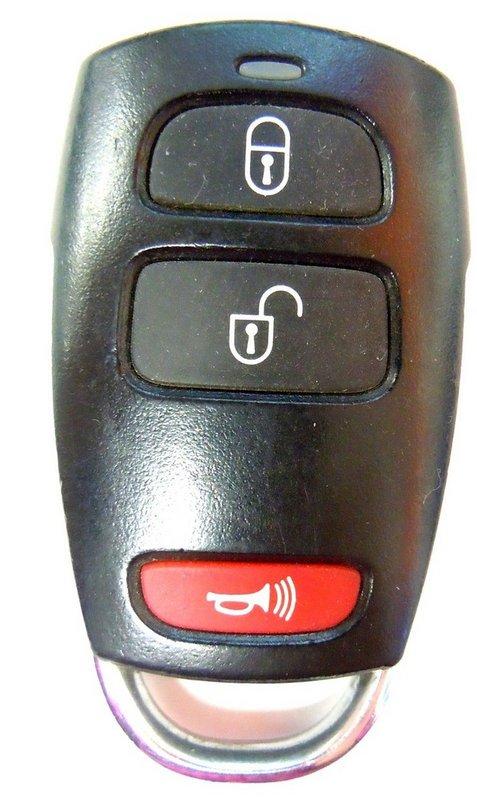 Oem Kia 3 Button Fcc Id Sv3 100060233 Keyless Remote