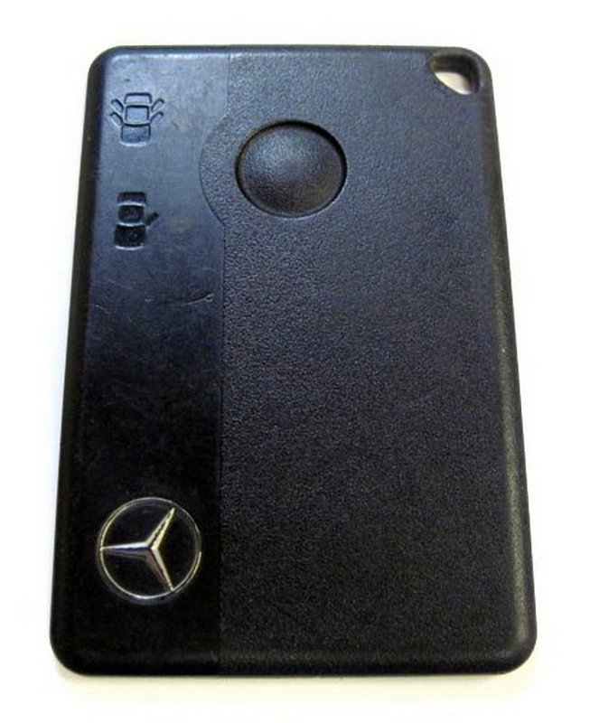 OEM Mercedes Benz FCC ID KR55WK48028 Smart Card Keyless Remote Entry