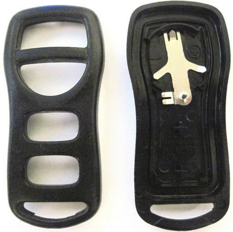 OEM Replacement Shell Case ONLY for 4 Button KBRASTU15
