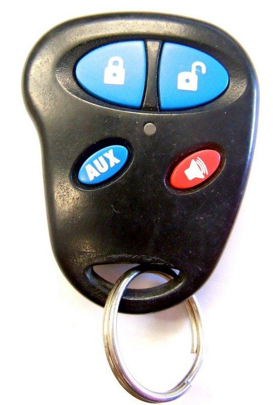 Remote Start Remote FCC: EZSDEI476 DEI 476V // 476T // 476S // 476P // 476L // 476A Keyless Entry Alarm