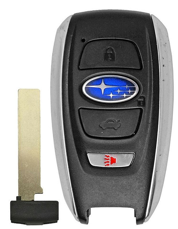 Subaru keyless remote key fob smart HYQ14AHK smartkey ...