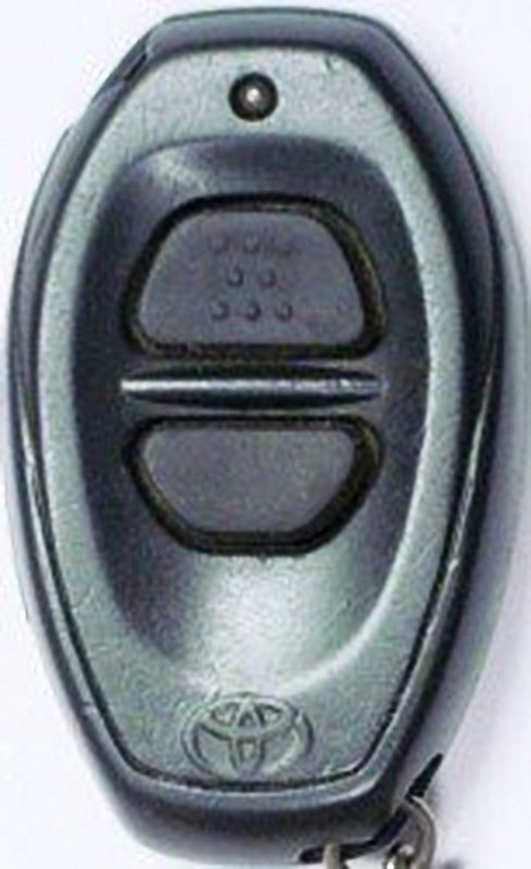 keyless remote Rs3000 security system key fob fits Toyota