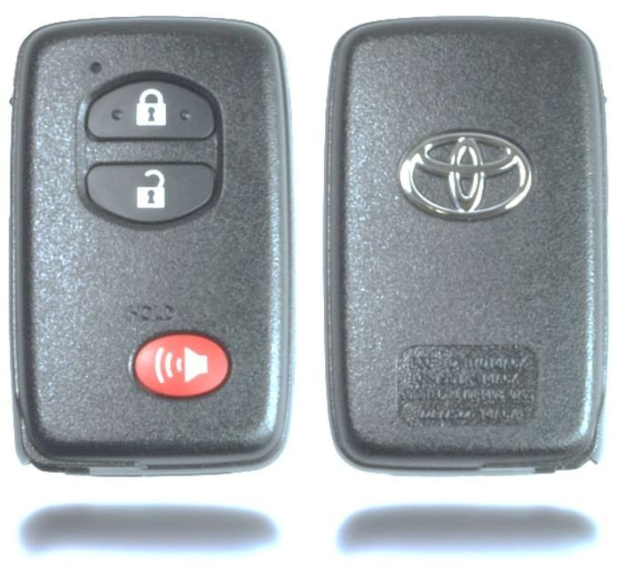 H Chip Transponder Key For Toyota Sequoia 2015 2019: Toyota Cars Review Release