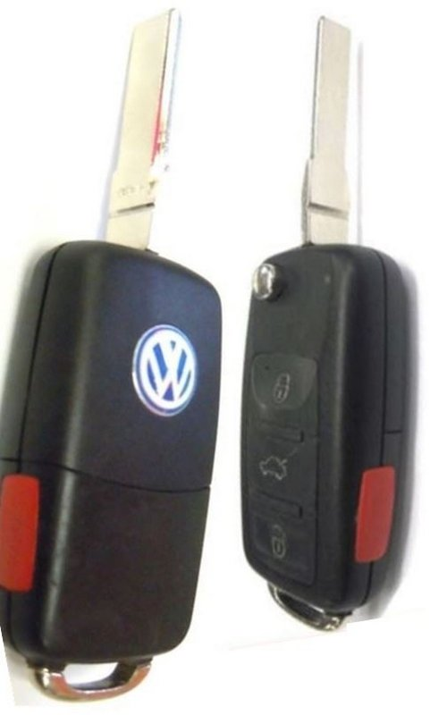 1998 1999 vw volkswagen new beetle keyless remote entry flip key fob control transmitter pre. Black Bedroom Furniture Sets. Home Design Ideas