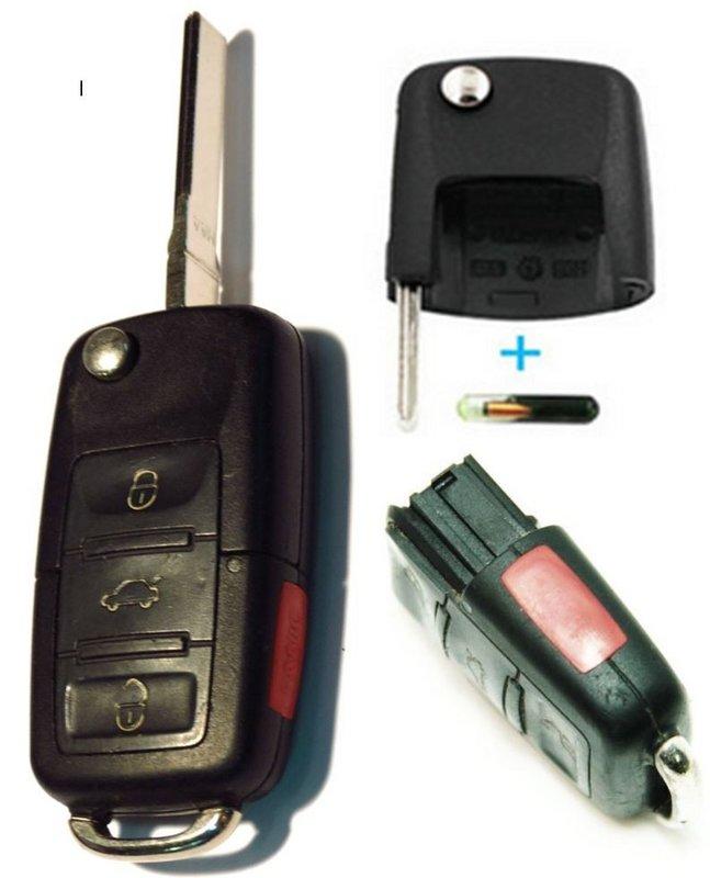 volkswagen jetta key battery dead