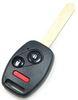 keyless car remote key fob    honda civic entry control  ov