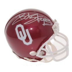 Bob Stoops Autographed Signed Oklahoma Sooners Mini Helmet - Certified  Authentic cec3b27c6