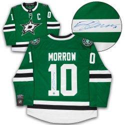 e424c62fc Brenden Morrow Dallas Stars Autographed Fanatics Replica Hockey Jersey -  Certified Authentic