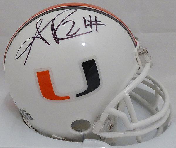 Sean Taylor Autographed Signed Memorabilia Miami