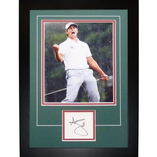 Adam Scott Autographed Signed Auto 2013 Masters Celebrating Signature Series Frame - Certified Authentic