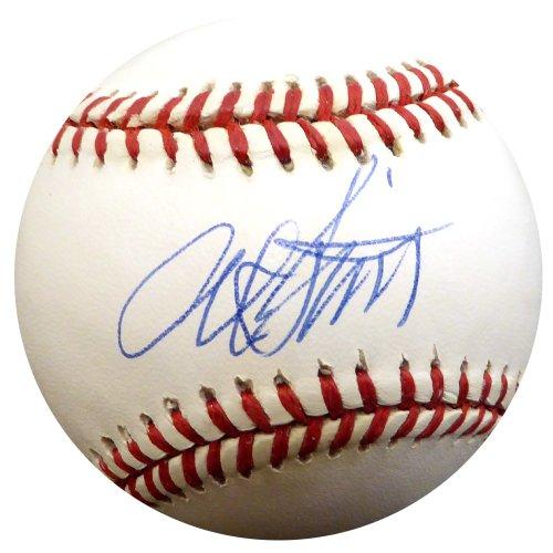 Baseball Jsa Sd27502 Autographed Baseballs Alec Bohm Philadelphia Phillies Signature Debut Signed M.l