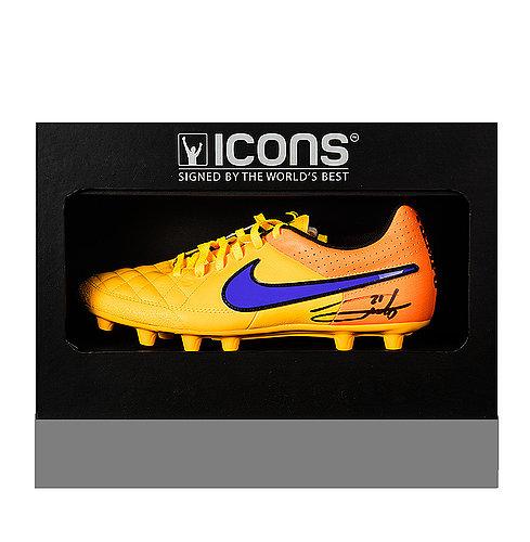 Nike LegendX 7 Academy Ronaldinho10 TF Bianco