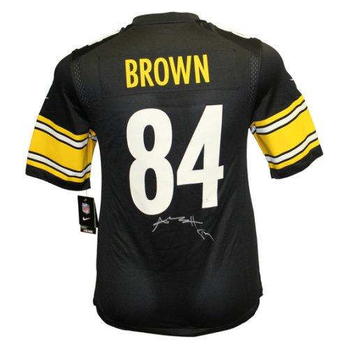 top design c0adc f22af Antonio Brown - NFL Memorabilia