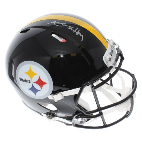 3f220b4e194 Antonio Brown Pittsburgh Steelers Autographed Signed Full Size Authentic  Speed Revolution Helmet - Certified Authentic