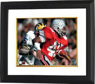 Archie Griffin Autographed Signed Ohio State Buckeyes 11x14 Photo ...
