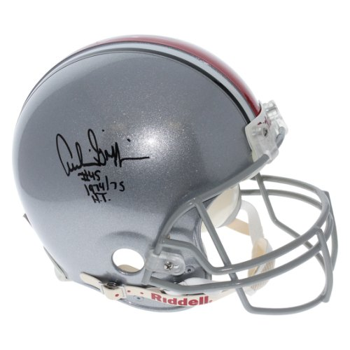 85e8340b0d5 Archie Griffin Ohio State Buckeyes Autographed Signed Full Size Authentic  Proline Helmet - 1974 75