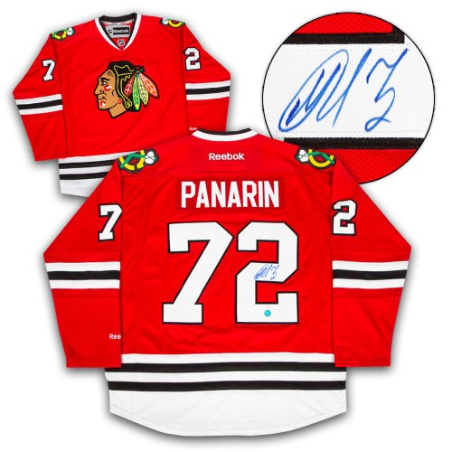 newest collection 51118 652bc Chicago Blackhawks Autographed Jerseys | Signed Jerseys