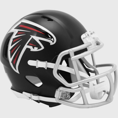 Atlanta Falcons NFL Mini Speed Football Helmet NEW 2020