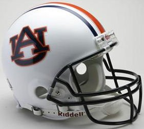 Auburn Tigers Football Helmet