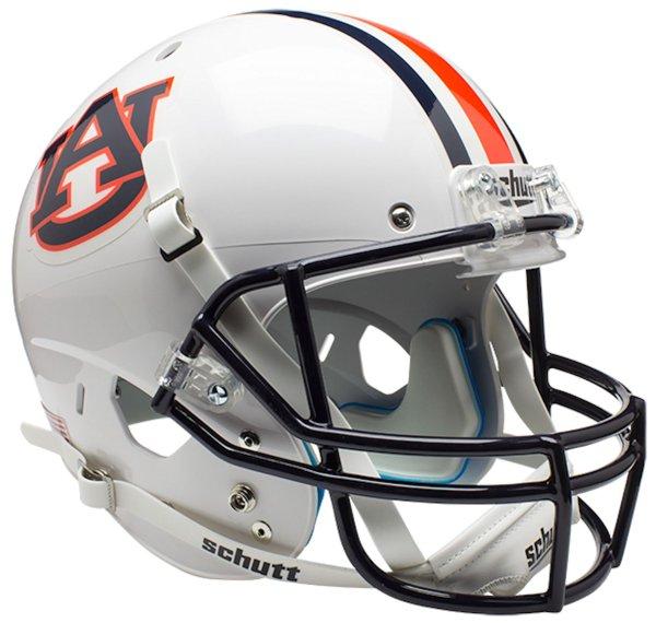 Auburn Tigers Full XP Replica Football Helmet Schutt