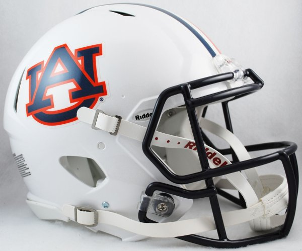 Auburn Tigers Speed Football Helmet