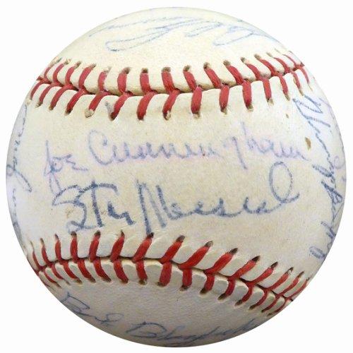 Authentic 1957 Autographed Signed St. Louis Cardinals Autograph