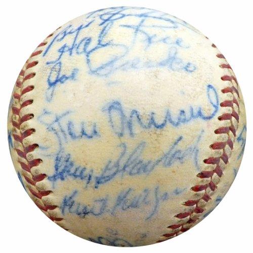 Authentic 195 Autographed Signed2 St. Louis Cardinals Autograph