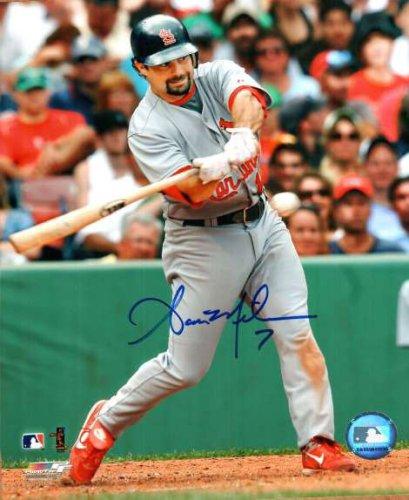 Autographed Signed Aaron Miles St. Louis Cardinals Photo