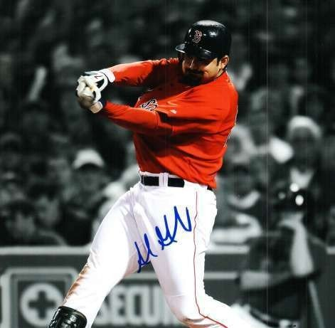 dd31cb63b Autographed Signed Adrian Gonzalez 8x10 Boston Red Sox Photo - Certified  Authentic