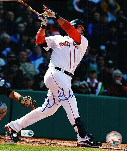 a640d82cd Autographed Signed Adrian Gonzalez Boston Red Sox 8x10 Photo - Certified  Authentic
