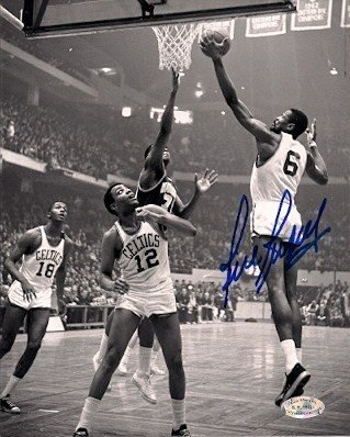 Autographed Signed Bill Russell 8x10 Photo Boston Celtics - Certified  Authentic 6b552c96f