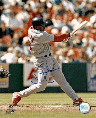 Autographed Signed Brian Jordan St. Louis Cardinals Photo