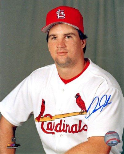 Autographed Signed Danny Jackson 8X10 St. Louis Cardinals Photo