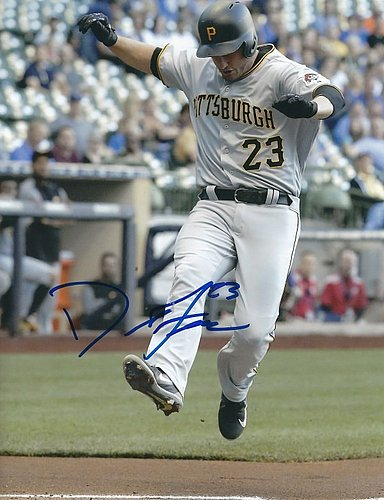 bfa4ea5914d Autographed Signed David Freese 8x10 Pittsburgh Pirates Photo - Certified  Authentic