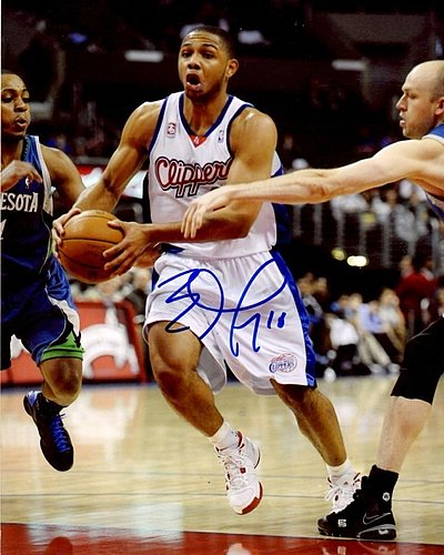 Autographed Signed Eric Gordon 8x10 Los Angeles Clippers Photo - Certified Authentic