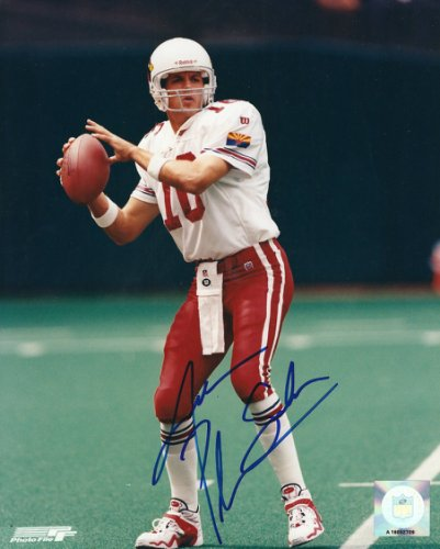 Autographed Signed Jake Plummer 8X10 St. Louis Cardinals Photo