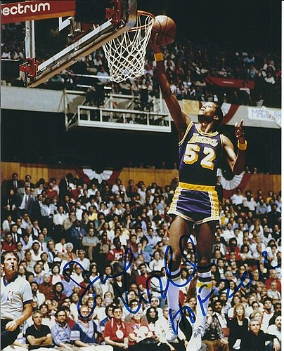 1fe14bdd543 Autographed Signed Jamaal Wilkes 8x10 Los Angeles Lakers Photo - Certified  Authentic