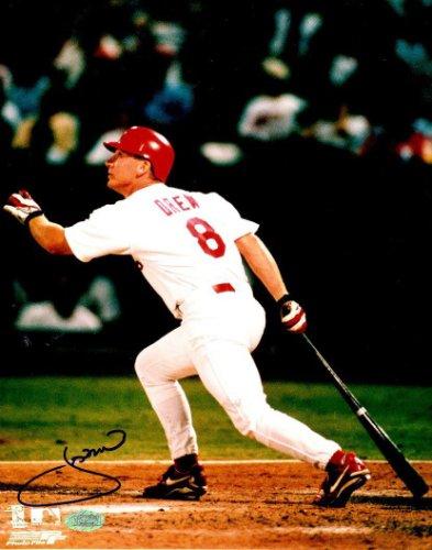 Autographed Signed Jd Drew St. Louis Cardinals Photo