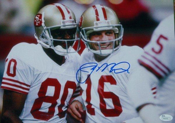 Autographed Signed Joe Montana San Francisco 49Ers 11x14 Photo Jsa  Certified - Certified Authentic c8849b5bf