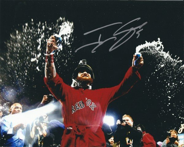 a6fa1a634fd Autographed Signed Jonny Gomes 8x10 Boston Red Sox Photo - Certified  Authentic