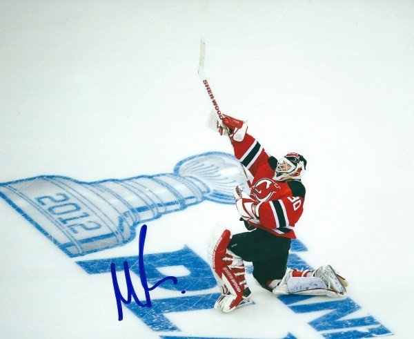 low priced 144a2 91d3f Martin Brodeur Autographed Memorabilia | Signed Photo ...