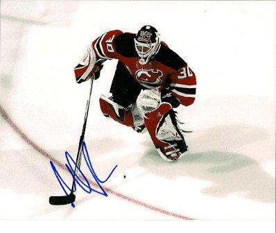 Martin Brodeur Autographed Memorabilia Signed Photo Jersey