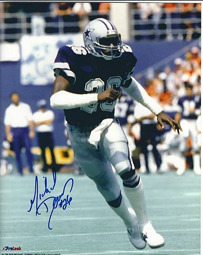 78077b10186 Autographed Signed Michael Downs 8x10 Dallas Cowboys Photo - Certified  Authentic